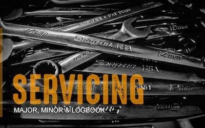 4x4 servicing